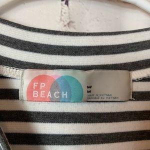 Free People Dresses - Free People Beach Stripped Dress Size M